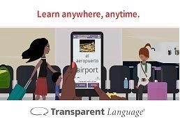 Transparent Language learn anywhere anytime